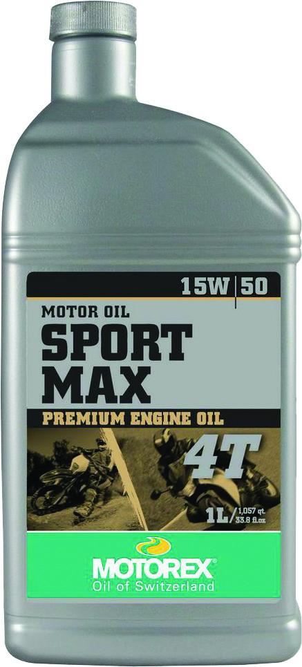 Sport Max 4T 15W50 (1 Liter)