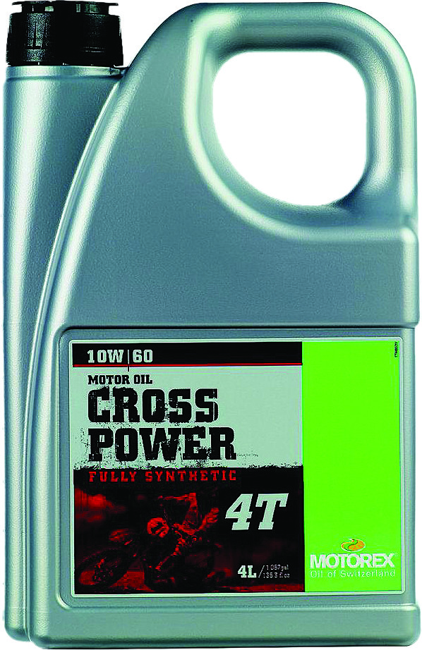 Cross Power 4T 10W60 (4 Liters)