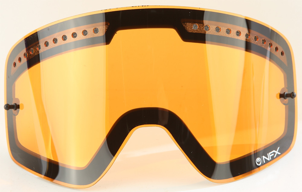 Nfx Goggle Lens Amber All Weather