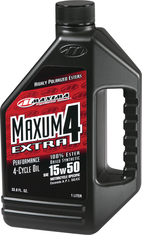 Maxum 4 Extra 4-Cycle Oil 10W- 60 gal