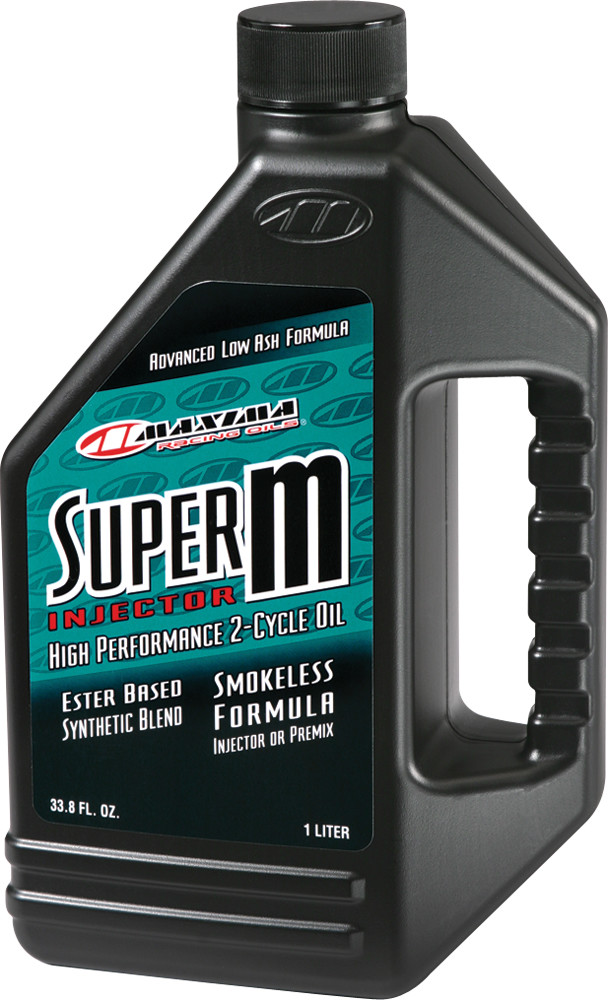 Super M Injector Oil 1Gal