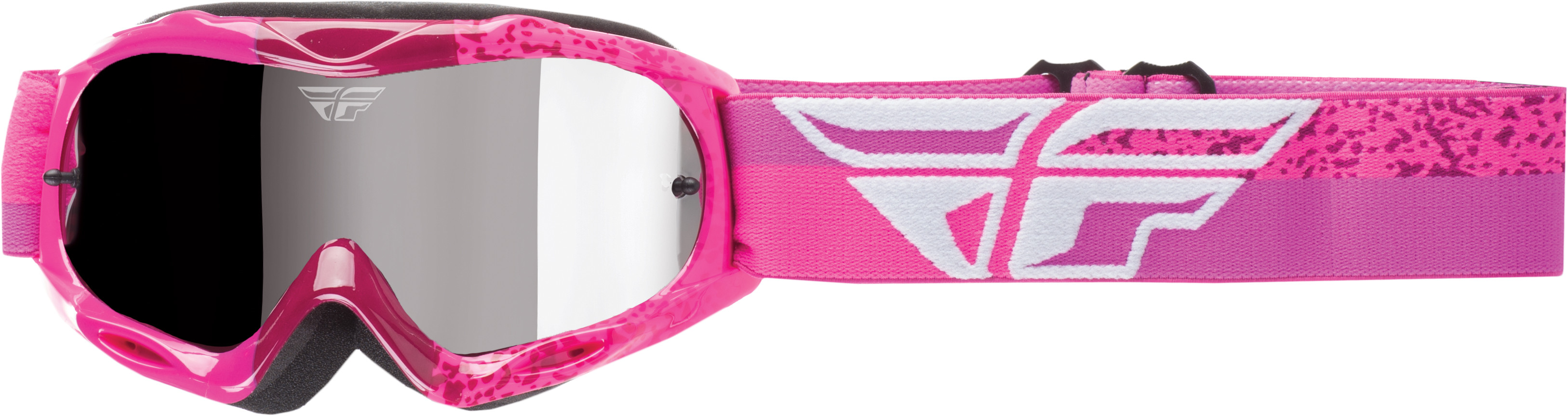 Zone Composite Youth Goggle Grey/Pink