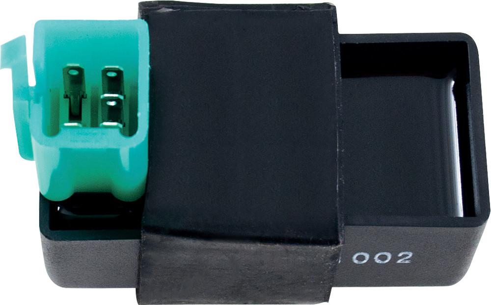Cdi 5 Pin Female Ac Plug 50-90cc (Green)