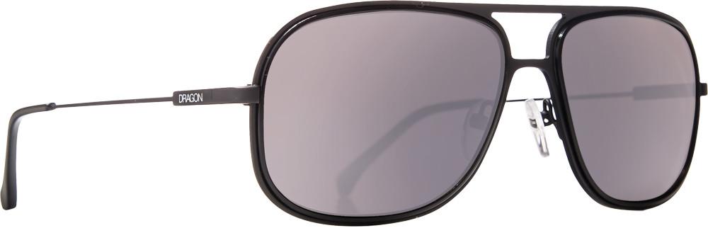 B-Class Matte Black/Silver Ion