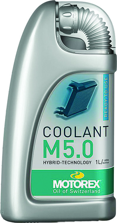 Coolant M5.0 Ready To Use (1 Liter)