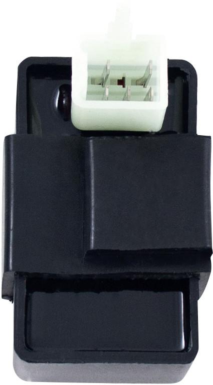 Cdi 5 Pin Female Plug 50-125cc (White)