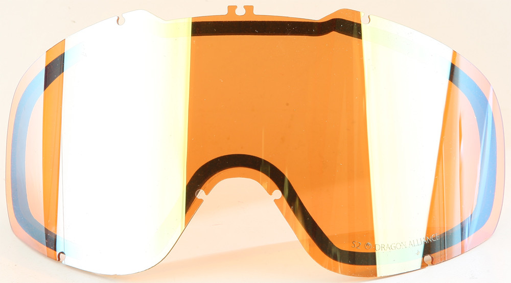 Mdx2 Dual Replacement Lens Gold Ion