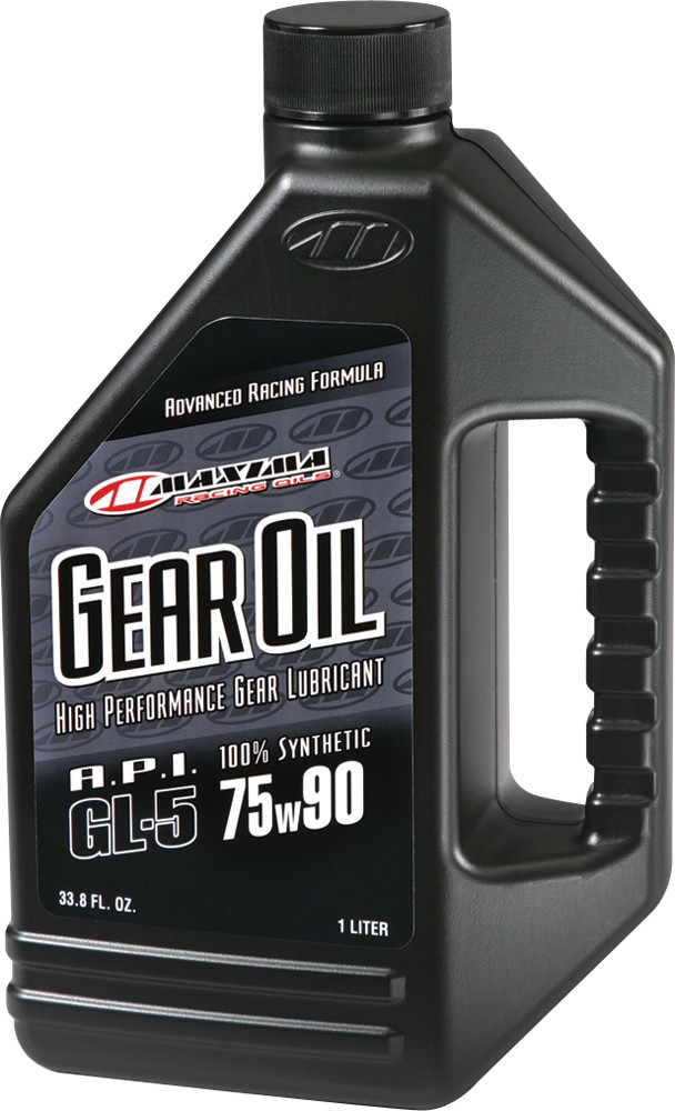 Hypoid Synthetic Gear Oil 75W- 90 Liter