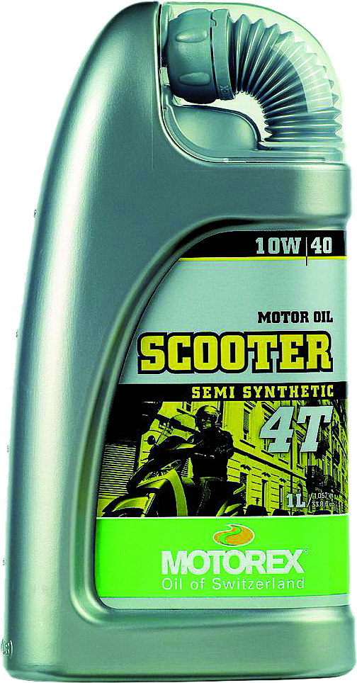 Scooter 4T 10W40 (1 Liter)