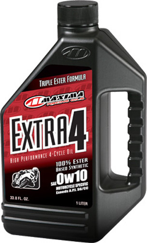 Extra 4 4-Cycle Oil 0W-10 1Gal