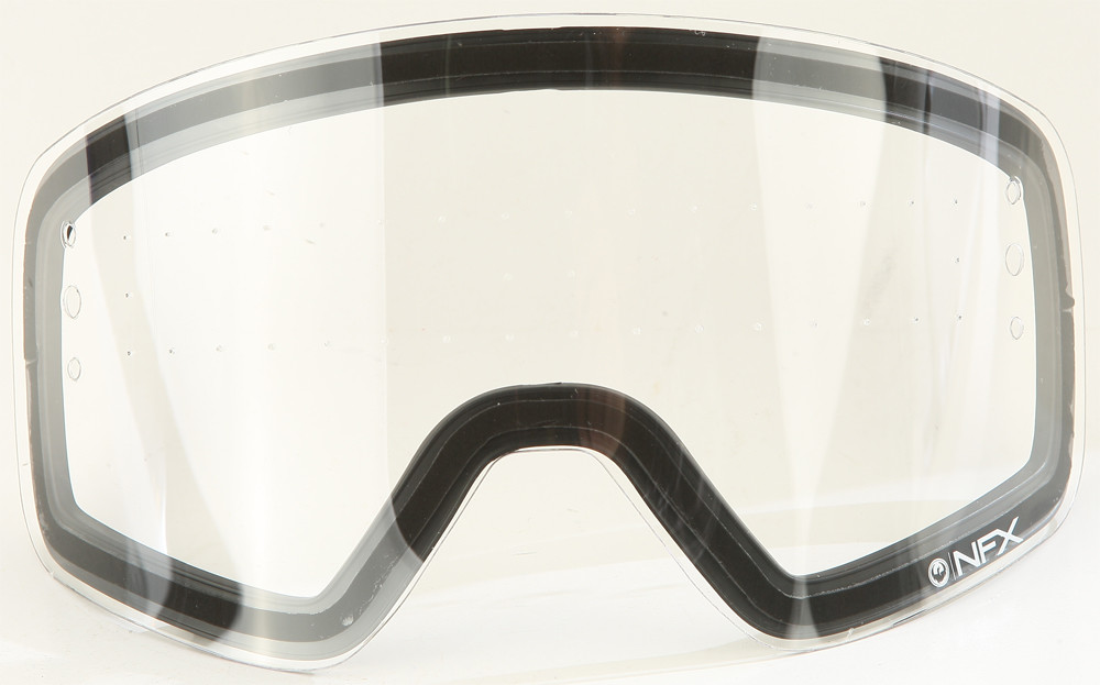 Nfx Goggle Dimple Rapid Roll Lens (Clear)