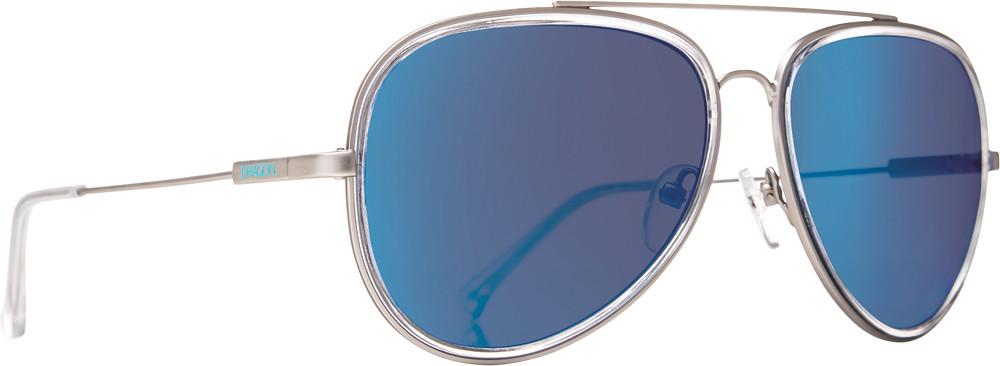 Status Matte Silver / Blue Ion