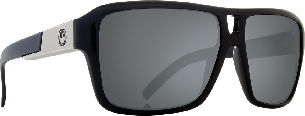 The Jam Sunglasses Jet W/Grey Lens
