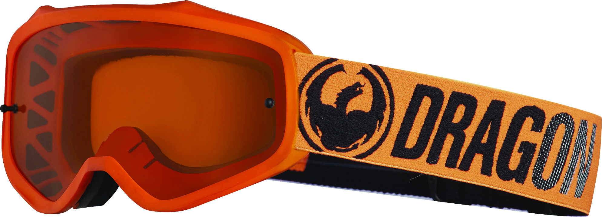 Mxv Break Goggle Orange W/Luma Amber Lens
