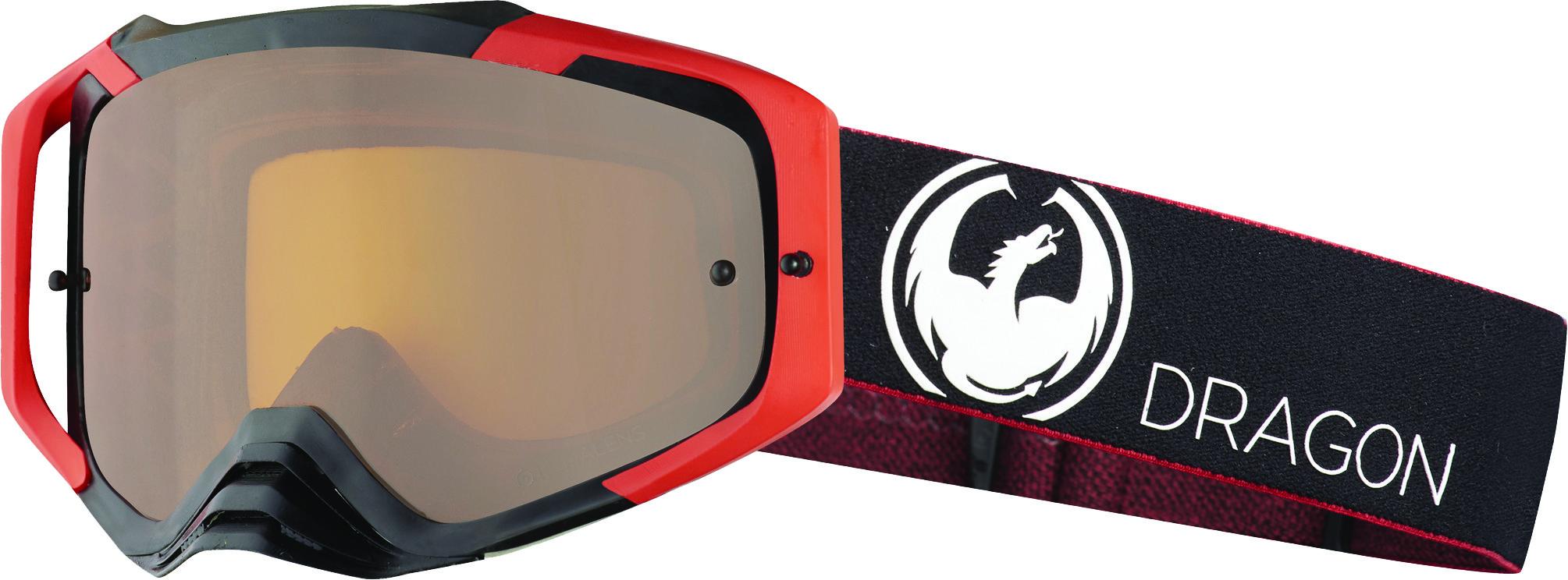 Mxv Max Goggle Jason Anderson W/Luma Silver Ion Lens