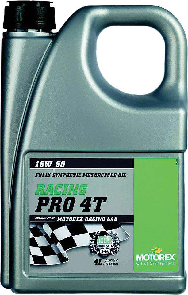 Racing Pro 4T 15W50 (4 Liters)