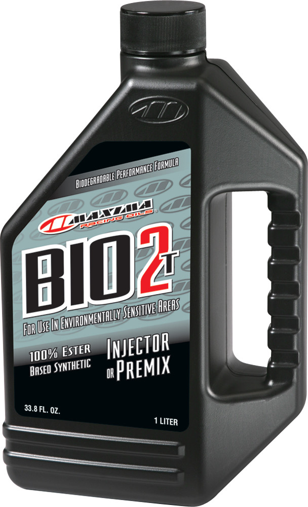Bio 2T Biodegradable Injector Oil Liter
