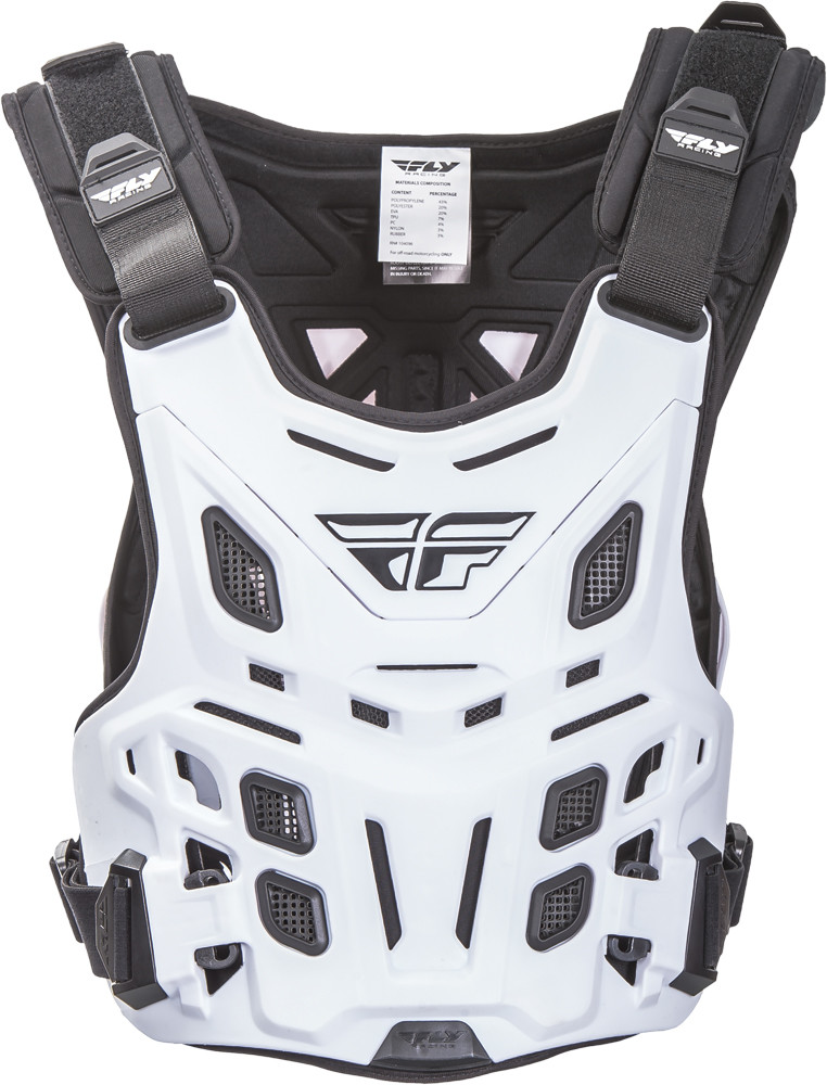 Revel Race Roost Guard (White)