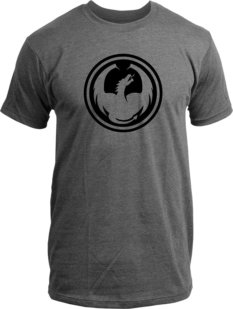 Icon Special Tee Charcoal Heather L