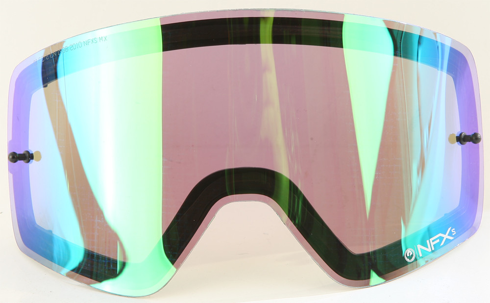Nfxs Goggle Lens Green Ion Aft