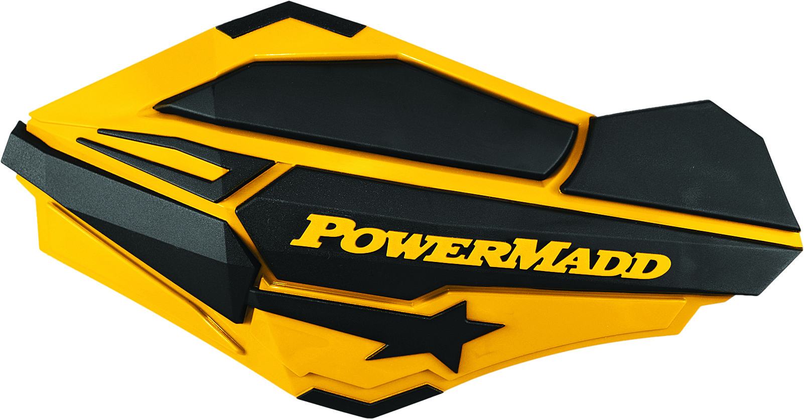 Sentinal Handguards (Ski-Doo Yellow/Black)