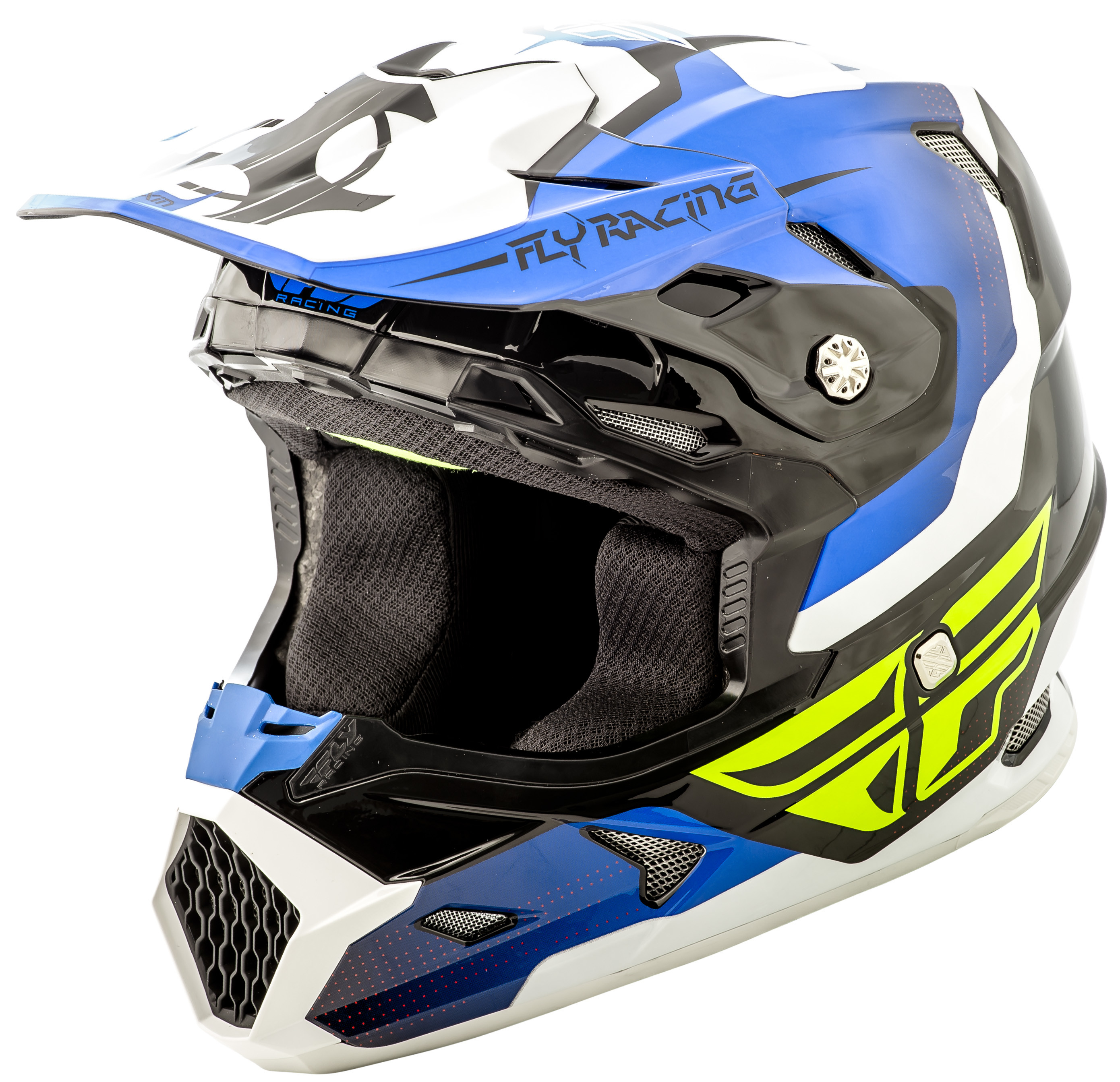 Toxin Original Helmet Blue/Black/White 2X