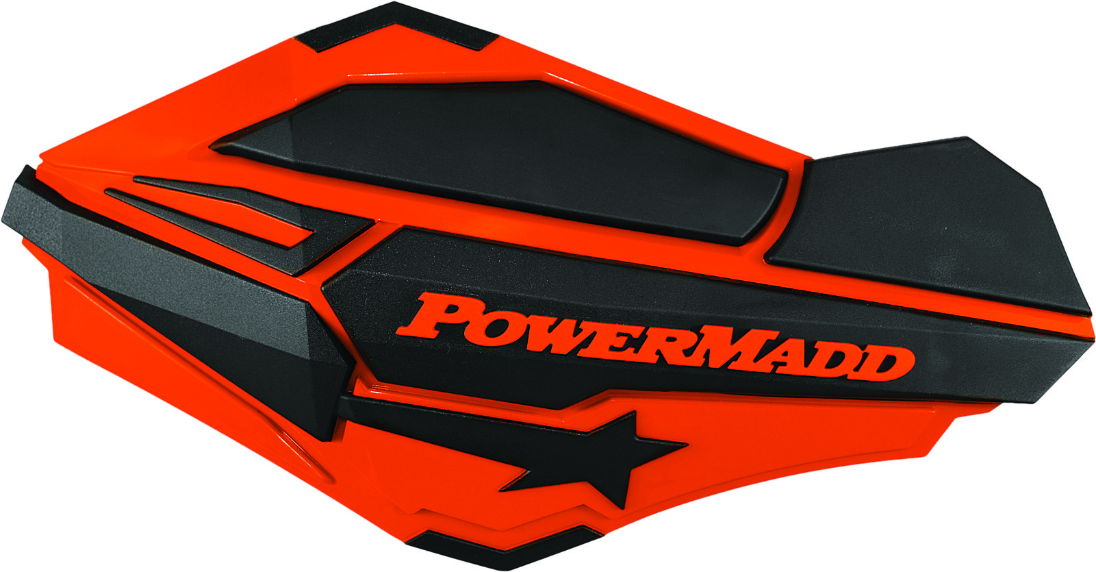 Sentinal Handguards (Orange/Black)