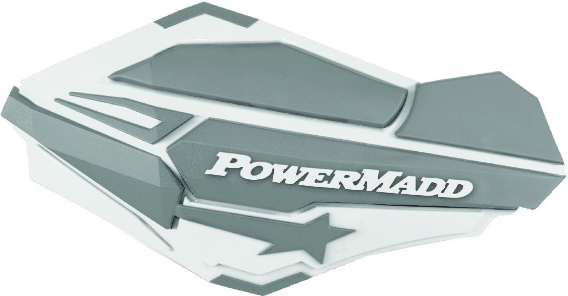 Pm Sentinal Handguard White / Silver
