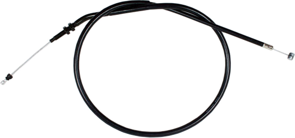 Black Vinyl Clutch Cable 70-2382, for Honda Motorcycle
