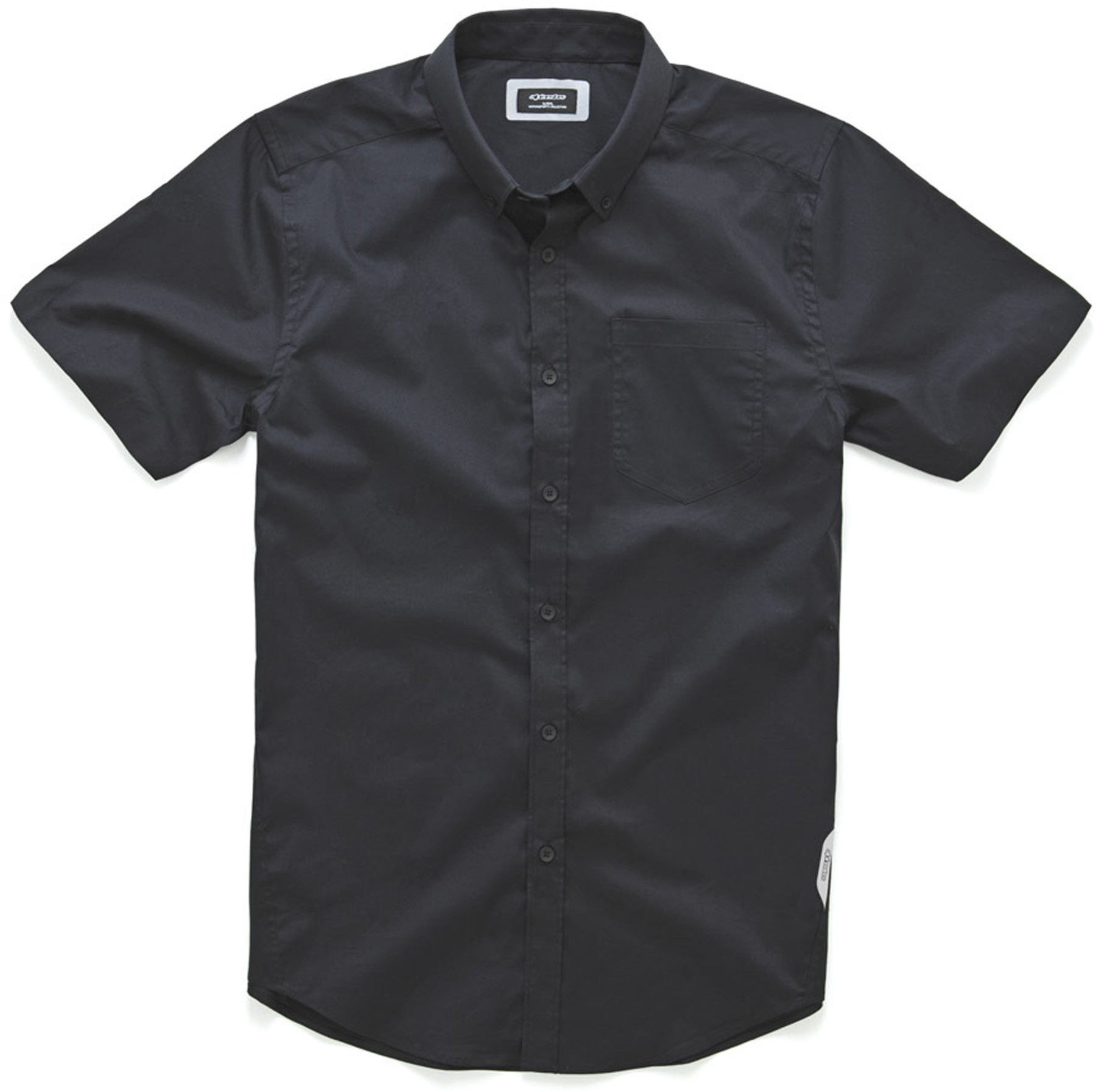 Aero Ss Shirt 2Xl (Black)