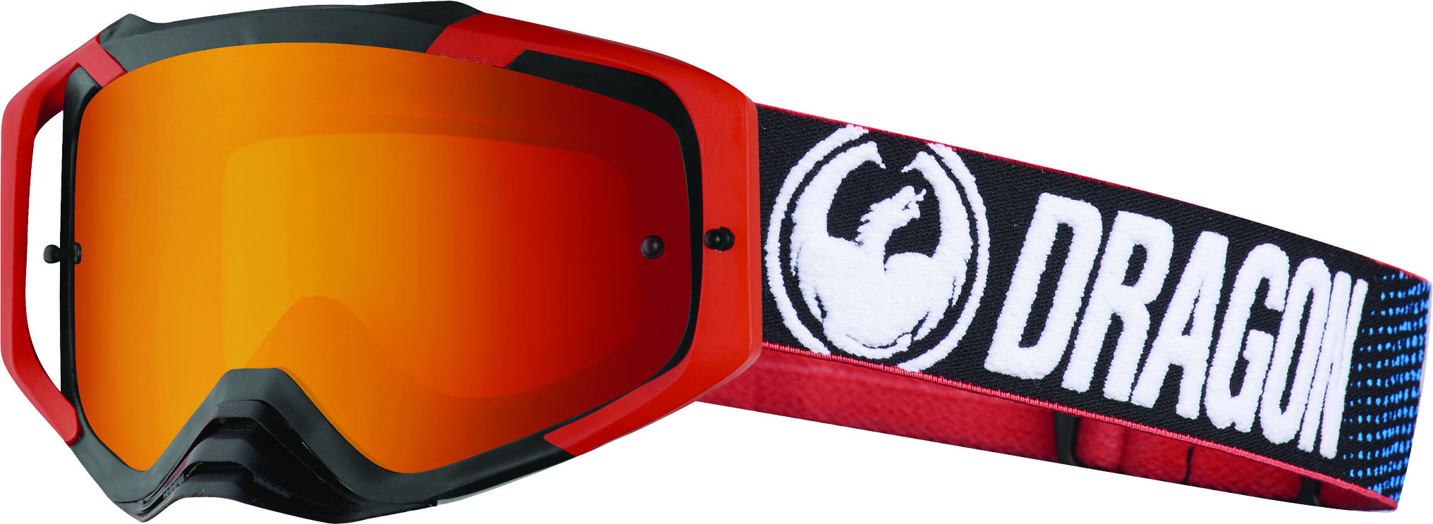 Mxv Max Goggle Factory W/Luma Red Ion Lens