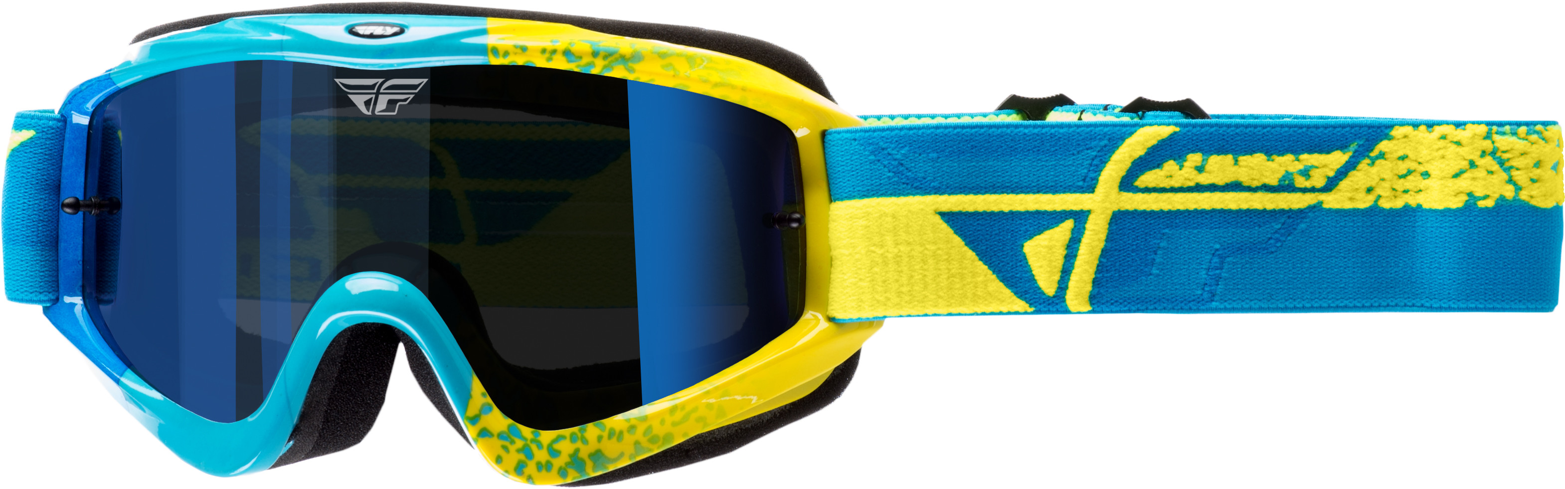 Zone Composite Goggle Blue/Hi-Vis
