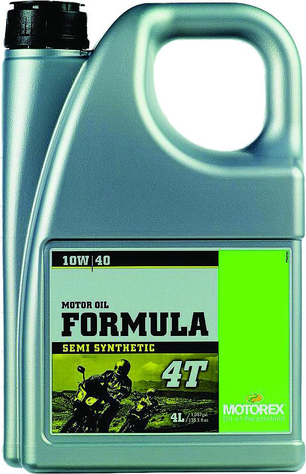 Formula 4T 10W40 (4 Liters)