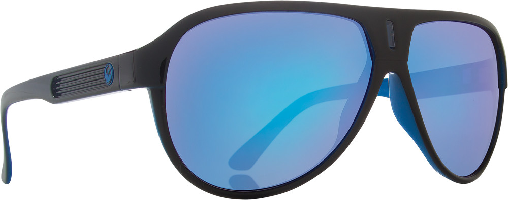 Experience 2 Sunglasses Jet Blue W/Blue Ion Lens
