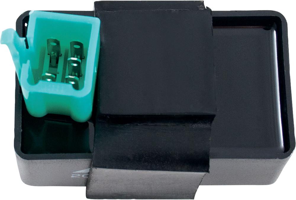 Cdi 5 Pin Female Ac Plug 50-125cc (Green)