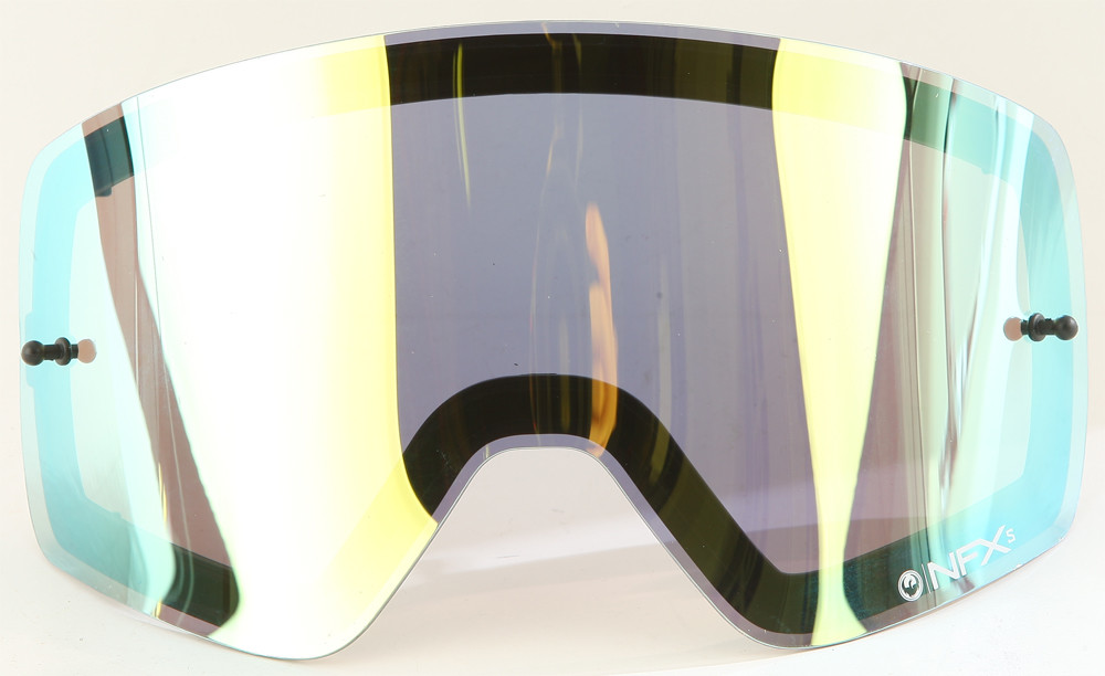 Nfxs Goggle Lens Gold Ion Aft