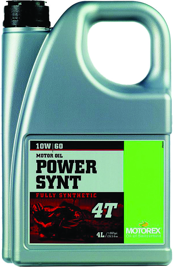 Power Synthetic 4T 10W60 (4 Liters)