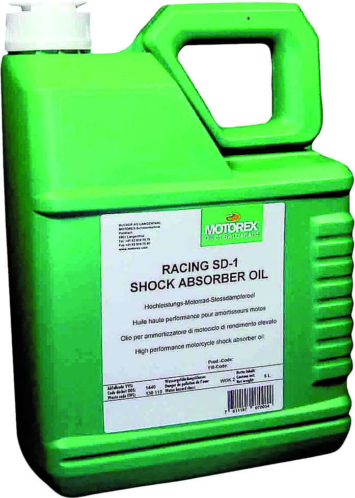 Racing Sd-1 Shock Oil (5 Liters)