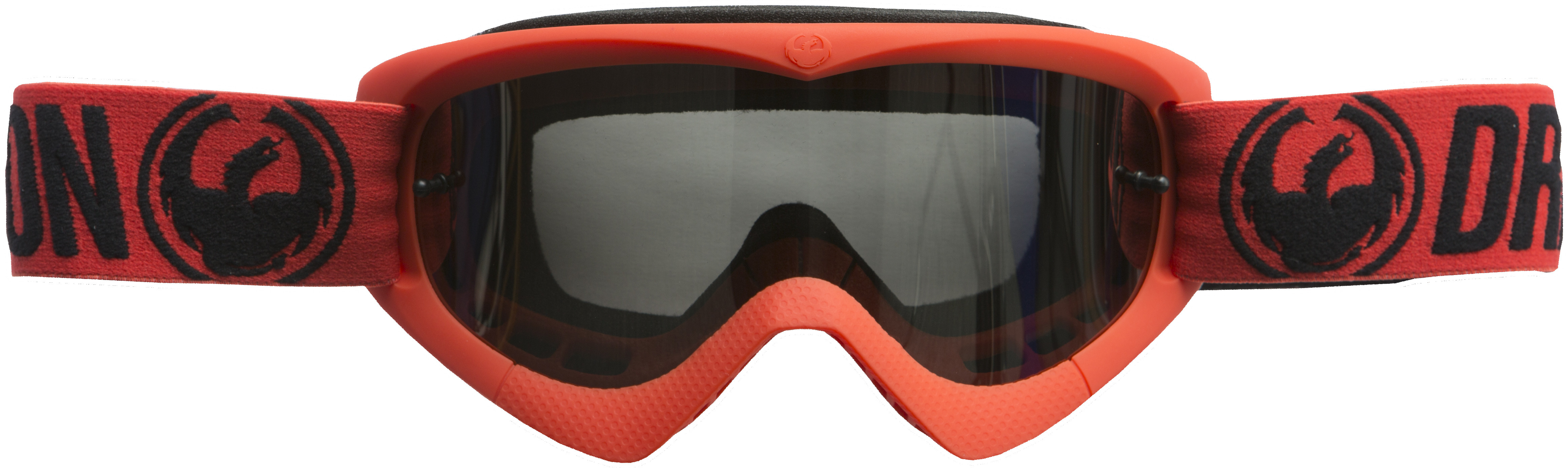 Youth Mx Goggle Break Red W/Ion Lens
