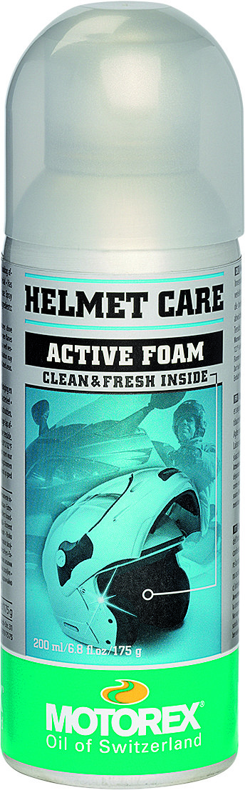 Helmet Care Active Foam 200Ml