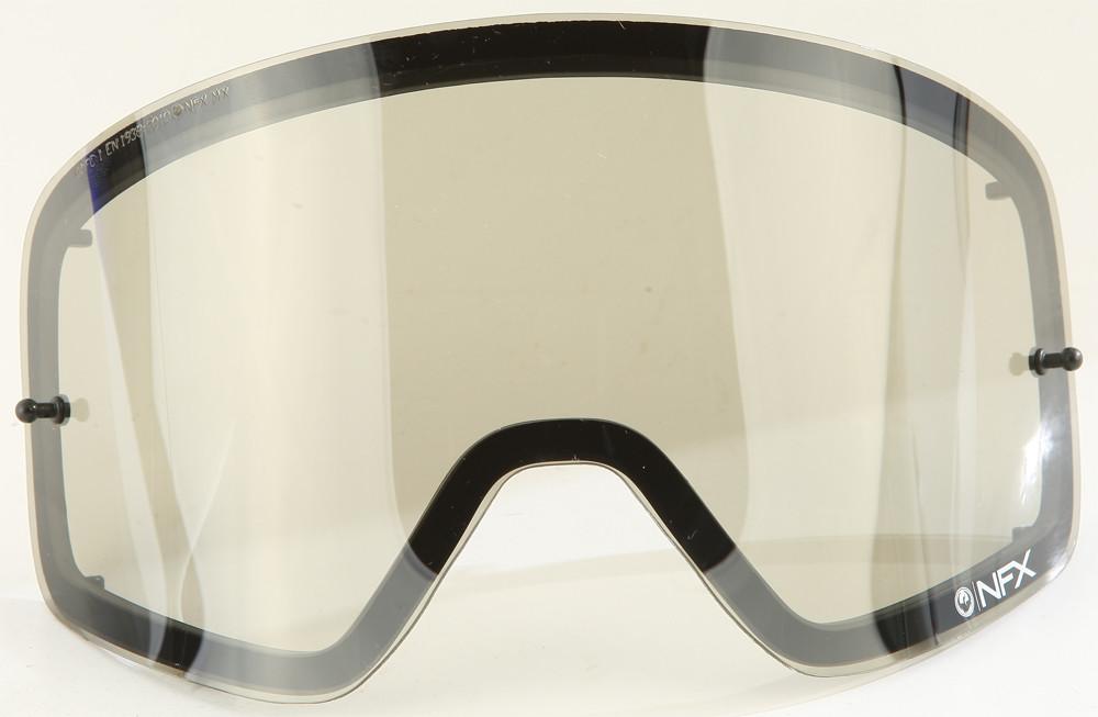 Nfx Goggle Lens (Grey)
