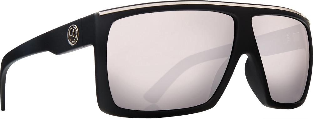 Fame Matte Black Eyewear (Silver Ion Lens)
