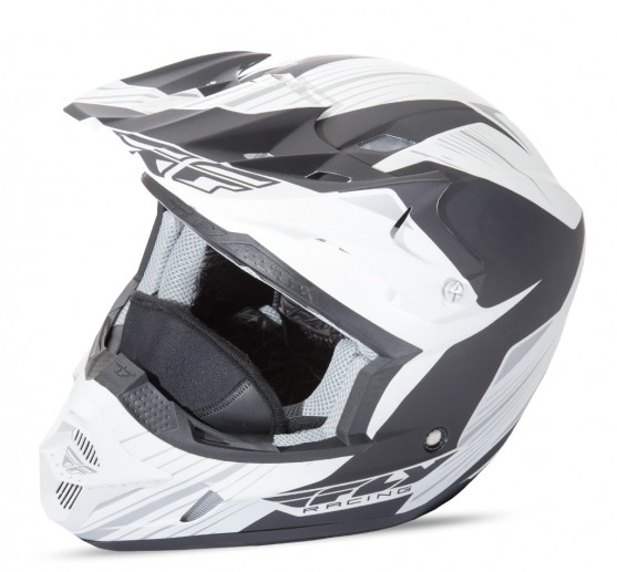 Kinetic Pro Cold Weather Helmet Matte White/Black M