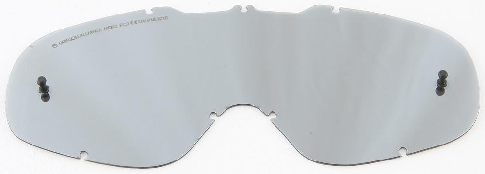 Mdx2 Goggle Lens (Grey Ionized)