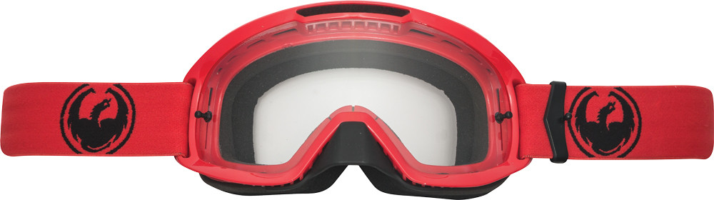 Mdx2 Red (Clear Lens)