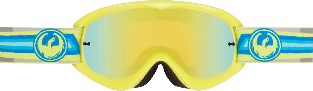 Mdx Goggle Surge W/Smoke Gold Lens