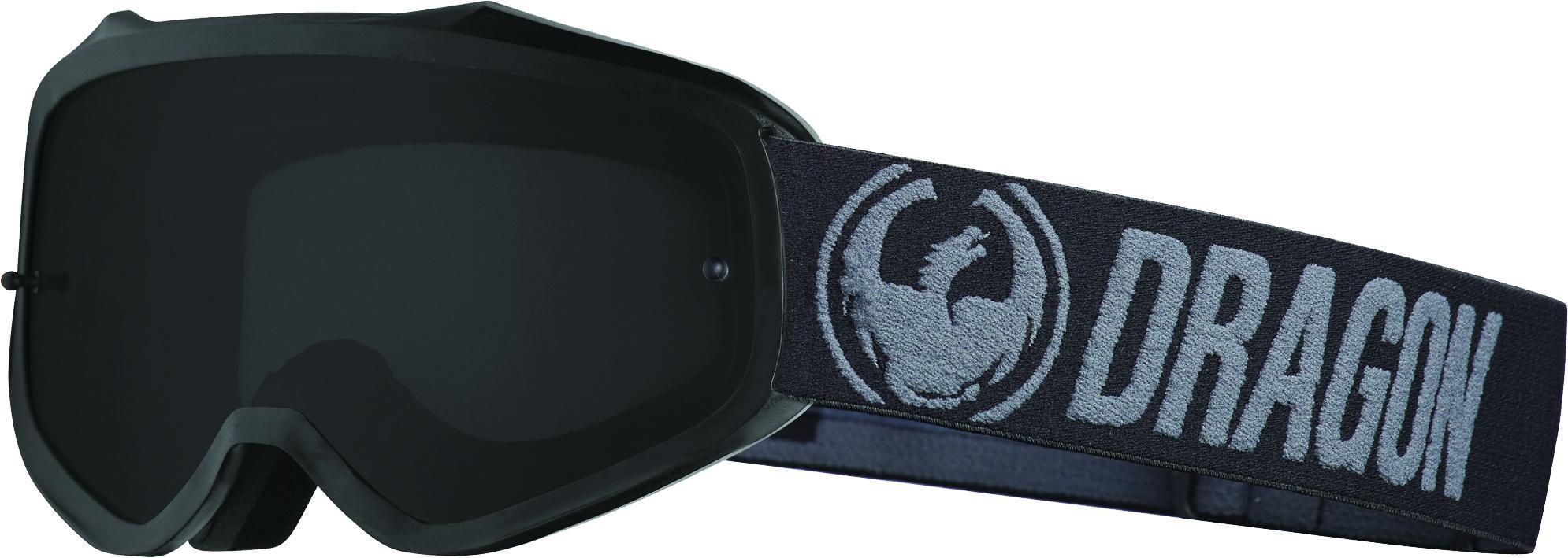 Mxv Goggle Black W/Smoke Lens