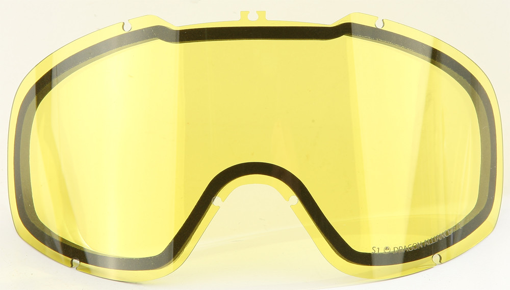 Mdx2 Dual Replacement Lens Yellow