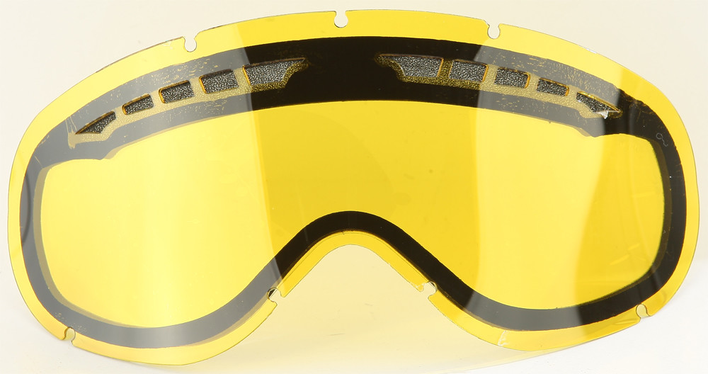 Mdx All Weather Lens Yellow W/Out Post