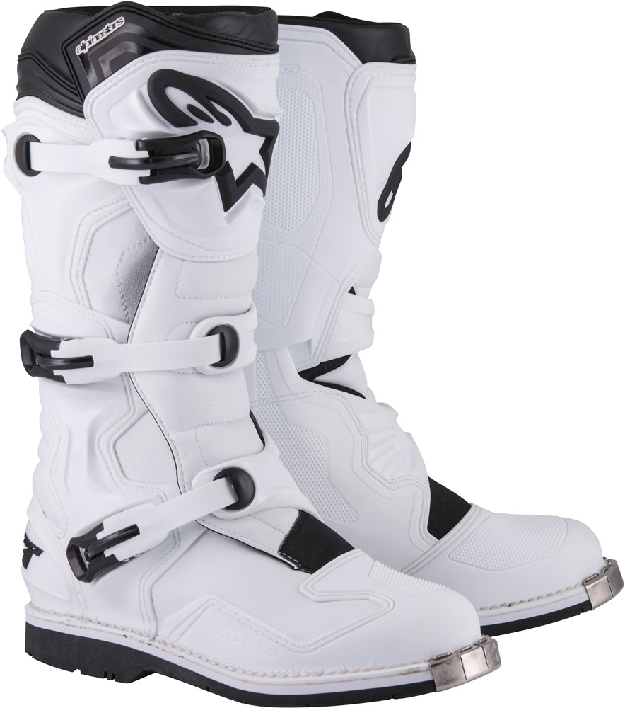 Tech 1 Boots White Sz 10